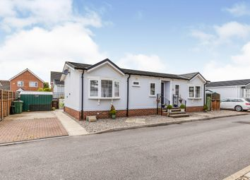 Thumbnail 2 bed mobile/park home for sale in Attleborough, Norfolk, .