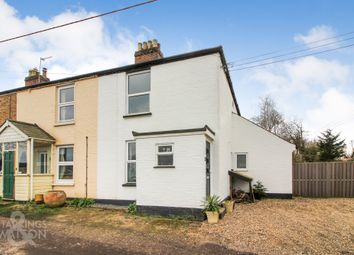 Thumbnail 3 bed cottage for sale in Marston Moor, Church Road, Earsham