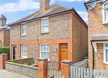 Thumbnail 2 bed semi-detached house for sale in Purton Road, Horsham, West Sussex