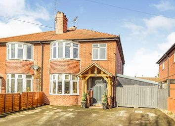 Oak Drive, Oswestry, Shropshire SY11. 3 bed semi-detached house for sale