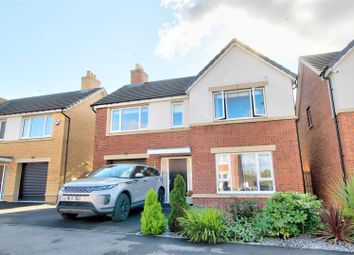 Thumbnail 4 bed detached house for sale in Hornbeam Close, Belmont, Durham