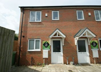 Thumbnail 2 bed semi-detached house to rent in Muriel Gardens, Bulwell, Nottingham