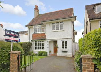 Thumbnail 5 bed property to rent in Highfield Road, Northwood
