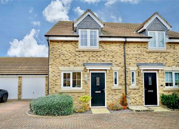 Thumbnail 2 bed semi-detached house for sale in Loves Farm, St Neots, Cambridgeshire
