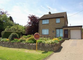 Thumbnail 3 bed detached house for sale in Brockhall Road, Flore, Northampton