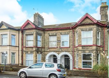 Thumbnail 2 bedroom flat for sale in Milton Road East, Lowestoft