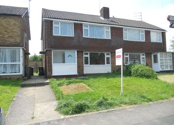 Thumbnail 1 bed flat to rent in Birchen Grove, Luton