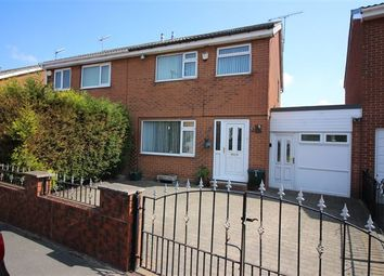 Thumbnail 3 bed semi-detached house for sale in Ridge View Drive, Sheffield