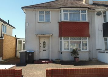Thumbnail 3 bed semi-detached house for sale in Preston Hill, Harrow