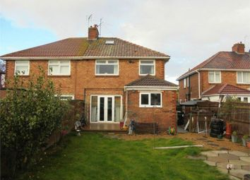 Thumbnail 3 bedroom semi-detached house for sale in Asterley Drive, Middlesbrough, North Yorkshire