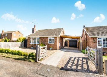 Thumbnail 1 bed detached bungalow for sale in Kestrel Rise, Eagle, Lincoln