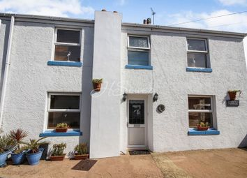 Thumbnail 3 bed semi-detached house for sale in Homefield Cottages, St. James Place, Torquay