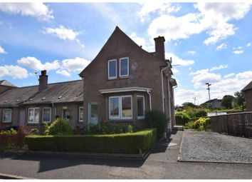 Thumbnail 2 bed end terrace house for sale in Bowden Road, Newtown St Boswells