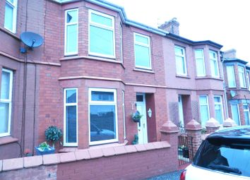 Thumbnail 3 bed terraced house for sale in Carlton Road, Bebington