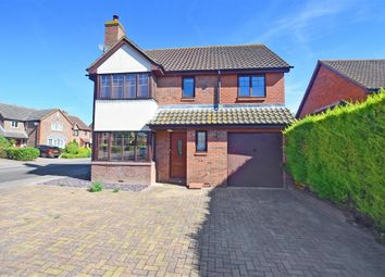 Thumbnail 5 bed detached house for sale in Scholey Close, Halling, Rochester, Kent