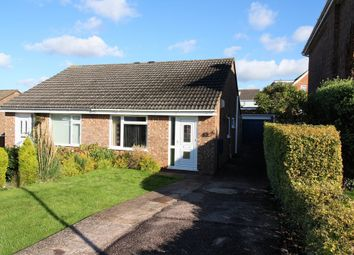 Thumbnail 2 bed semi-detached bungalow for sale in Bradford Close, Exmouth