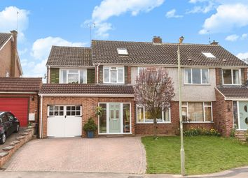 Thumbnail 5 bed semi-detached house for sale in Pensford Close, Crowthorne, Berkshire