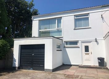 Thumbnail 2 bed end terrace house to rent in Bodmin Road, Truro
