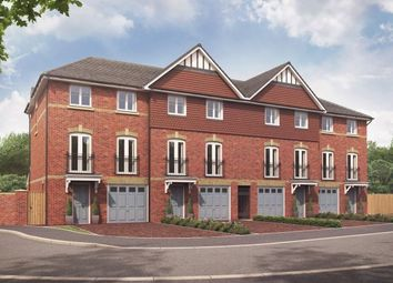 Thumbnail 1 bed town house for sale in Westlow Heath, Congleton, Cheshire