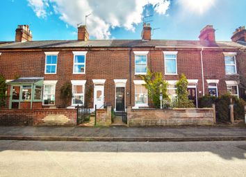 Thumbnail 2 bed terraced house for sale in Carshalton Road, Norwich