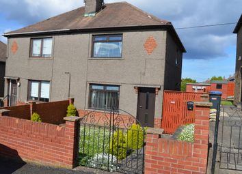 Thumbnail 2 bed semi-detached house for sale in Prior Road, Tweedmouth, Berwick Upon Tweed