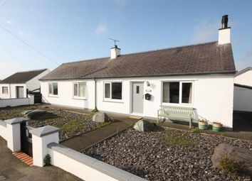 Thumbnail 3 bed detached bungalow for sale in Hafan, Lon Amlwch, Rhosybol