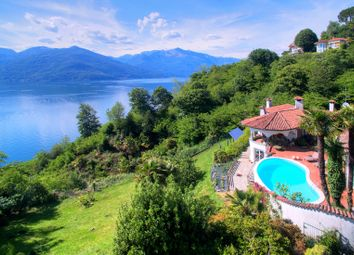 Thumbnail 3 bed villa for sale in Luino, Varese, Lombardy, Italy
