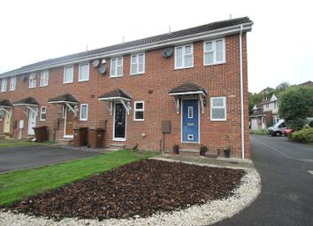 Thumbnail 2 bed end terrace house for sale in Cranmere Court, Strood, Kent