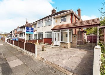 Thumbnail 3 bed semi-detached house for sale in Lingmell Road, West Derby, Liverpool