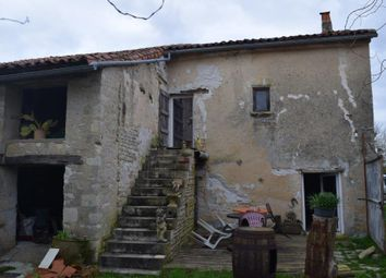 Thumbnail 1 bed property for sale in Fouqueure, Charente, 16140, France