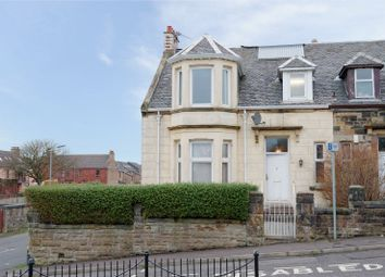 Thumbnail 4 bed semi-detached house for sale in Hill Place, Ardrossan, North Ayrshire