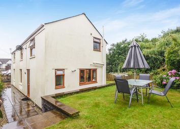 Thumbnail 3 bed detached house for sale in Station Road, Tonyrefail, Porth