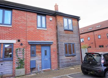 Thumbnail 3 bed end terrace house for sale in Gauntlet Road, Brockworth, Gloucester