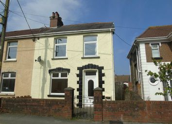 Thumbnail 3 bed semi-detached house for sale in Brynelli, Dafen, Llanelli