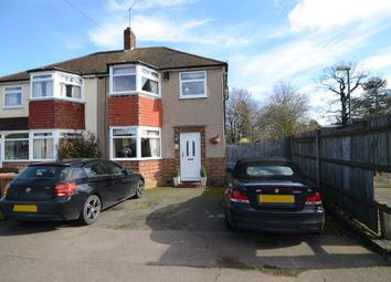 Thumbnail 3 bed semi-detached house for sale in Bexley Lane, Sidcup