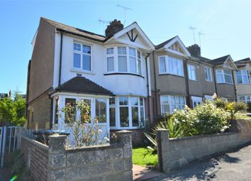 Thumbnail 4 bed end terrace house to rent in Saxon Road, Westgate-On-Sea