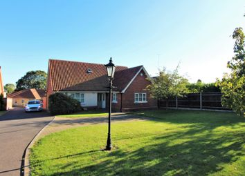 Thumbnail 4 bed property for sale in Normanston Drive, Lowestoft