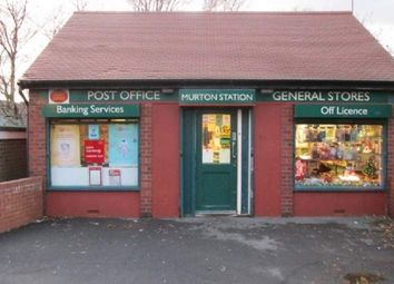 Thumbnail Retail premises for sale in Station Road North, Murton
