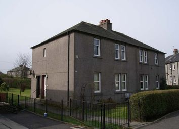 Thumbnail 1 bed flat to rent in Hazelbank Gardens, Stirling
