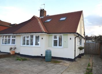 Thumbnail 4 bed semi-detached house for sale in Lawrence Avenue, Old Malden, Worcester Park