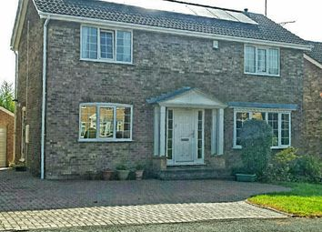 Thumbnail 4 bed detached house for sale in Russett Road, Malton
