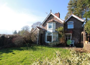 Thumbnail 3 bedroom detached house for sale in Pentre Road, Llanwenarth, Abergavenny