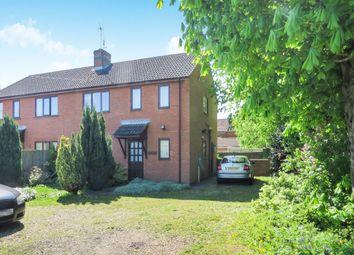 Thumbnail 3 bedroom semi-detached house for sale in Chalk Lane, Sutton Bridge, Spalding