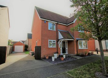 Thumbnail 4 bed detached house for sale in Shelley Avenue, Tiptree, Essex