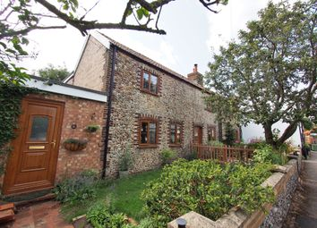 Thumbnail 2 bed semi-detached house for sale in Back Lane, Wymondham