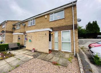 Thumbnail 2 bed end terrace house for sale in Crabtree Close, Wirksworth, Matlock