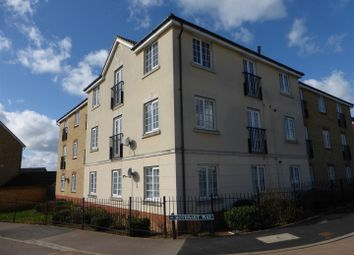 Thumbnail 2 bedroom flat for sale in Rothbart Way, Hampton Hargate, Peterborough