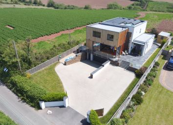 Thumbnail 4 bed detached house for sale in Renney Road, Heybrook Bay, Plymouth