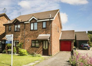 Thumbnail 2 bed semi-detached house for sale in St Clements Close, Lower Earley, Reading, Berkshire