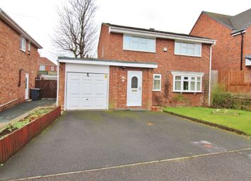 3 bed detached house for sale in Rectory Close, Wombwell, Barnsley S73